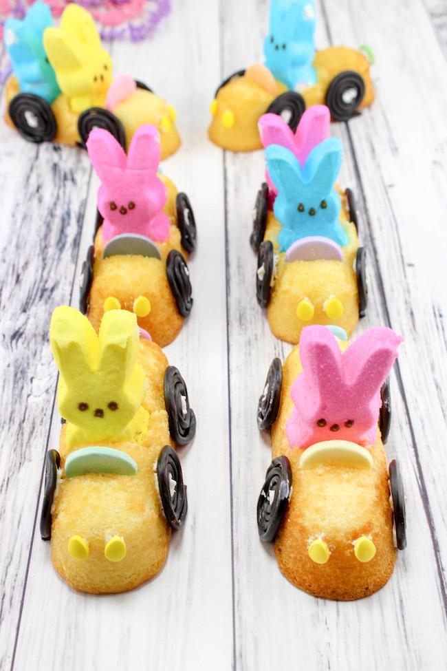 Easter Peeps Mobiles #EasterSweetsandTreats