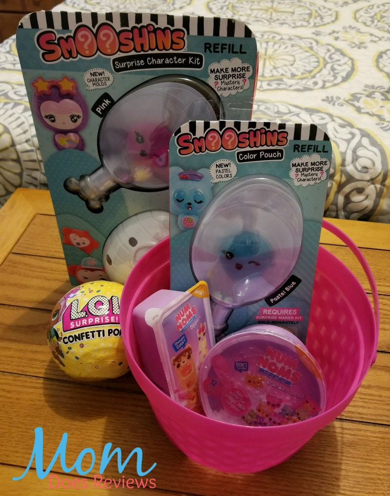 Egg citing easter basket gift ideas for kids from mga all of these products will make a great surprise for kids of all ages this easter season toys are available at national retailers including walmart target negle Gallery