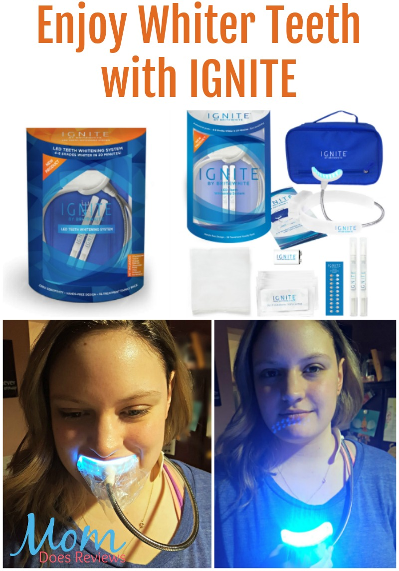 Have Whiter Teeth with IGNITE