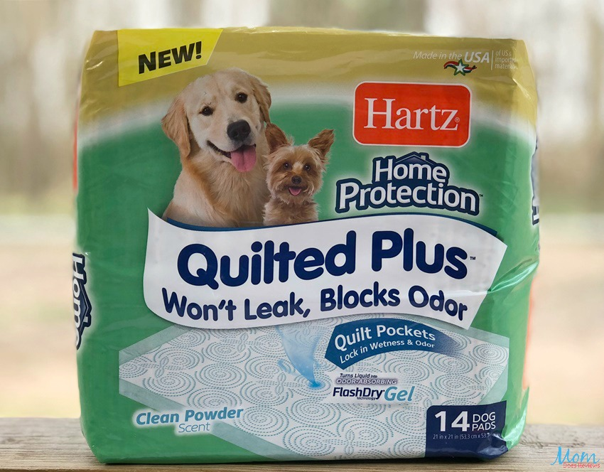Hartz Quilted Plus Dog Pads