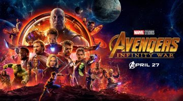 """MARVEL STUDIOS' """"AVENGERS: INFINITY WAR"""" Trailer, Poster and Tickets now Available! Don't miss it! #InfinityWar"""