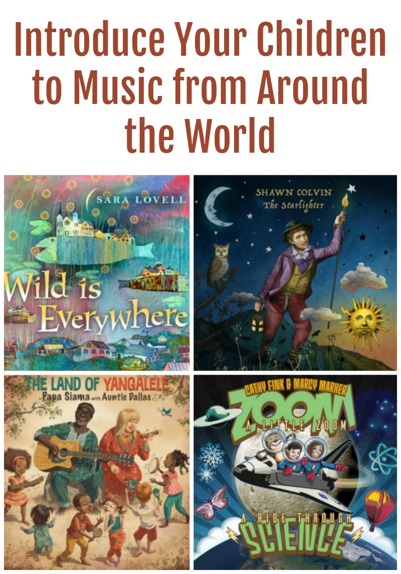 Introduce Your Children to Music from Around the World