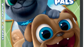 Puppy Dog Pals on Disney DVD April 10th! #PuppyDogPals