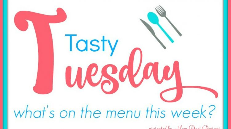 Tasty Tuesday Recipe Linky Party {#4}