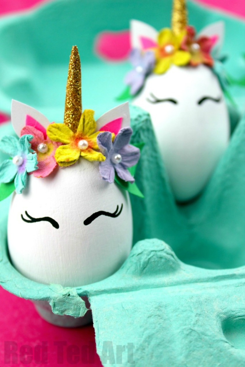 Unicorn DIY Eggs