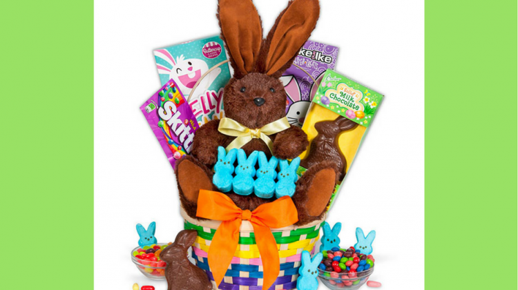 #Win a Classic Easter Basket! US ends 3/26