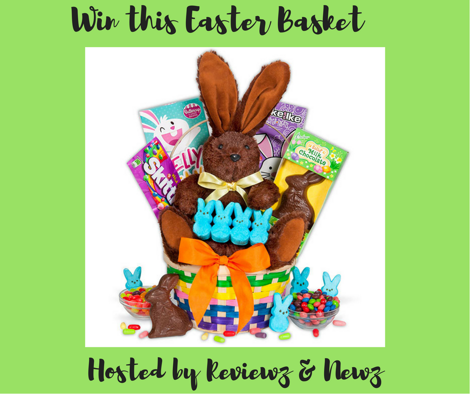 Win a classic easter basket us ends 326 win this gourmet classic easter basket negle Choice Image