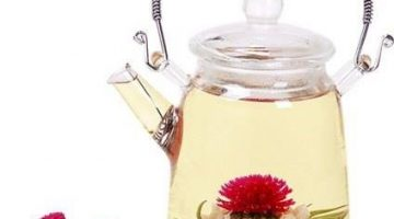 Let the SecretsBloom: The History of Flowering Teas