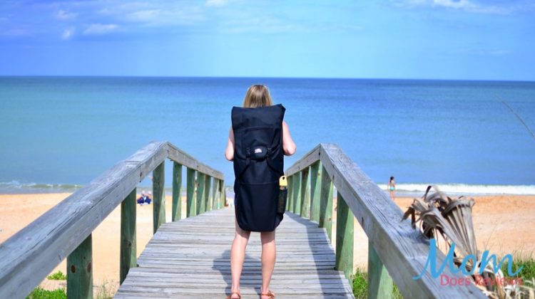 Badger Gear Bottomless Backpacks Are The Perfect Solution for Hauling your Gear #GiftsForMom18