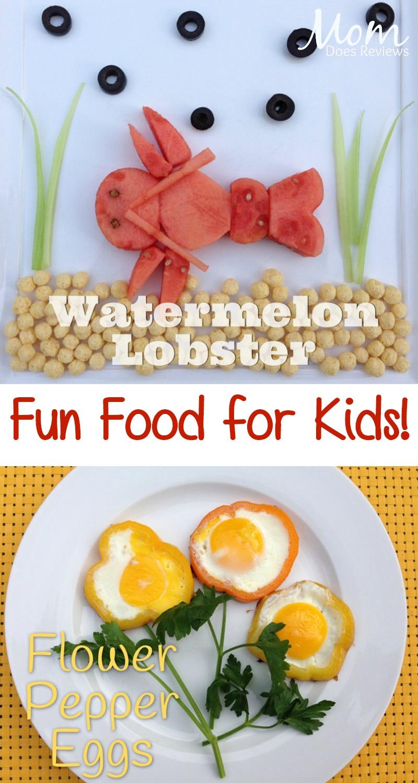 Fun Food For Kids