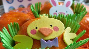 Wonderful Halos Easter Craft and Family Fun Basket #HalosSnackDuty #GoodChoiceKid