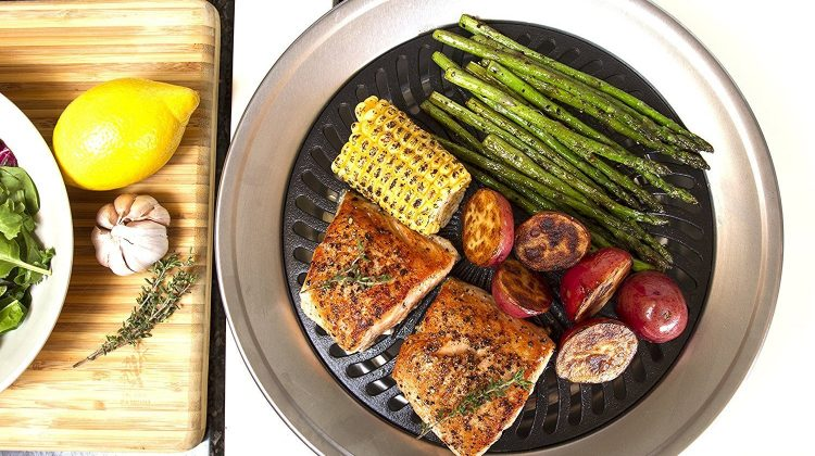 Rainy Night? 5 Healthy, Safe Indoor Grilling Tips for the Whole Family