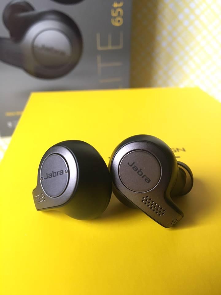 Jabra wireless earbuds