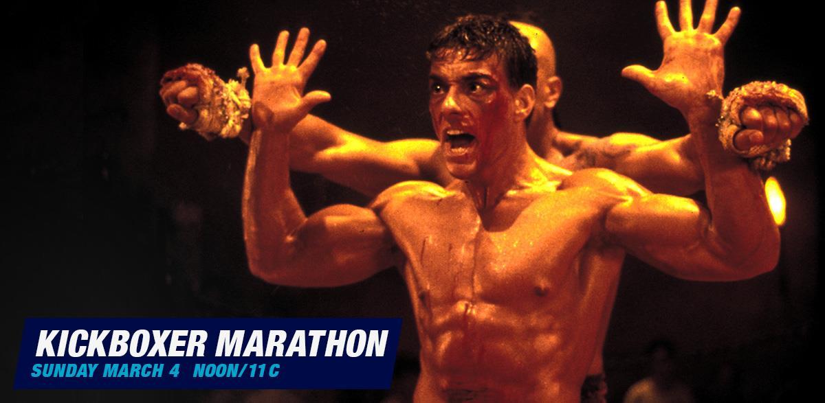 Kickboxer Marathon