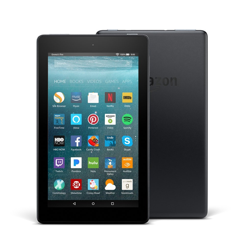 Kindle Fire 7 with Alexa