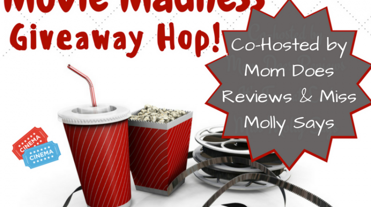 #BloggersWanted! Sign up for our Movie Madness Giveaway Hop!