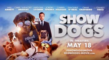 Show Dogs- License to Bite- New Trailer here! #ShowDogsMovie