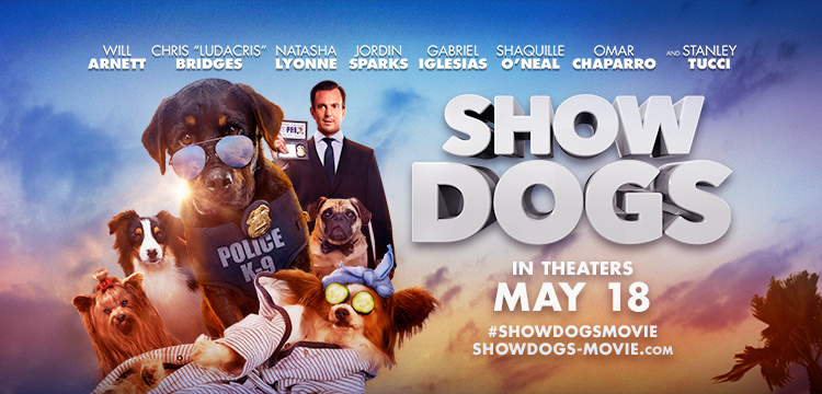 Show Dogs- License to Bite- New Trailer here! #ShowDogsMovie