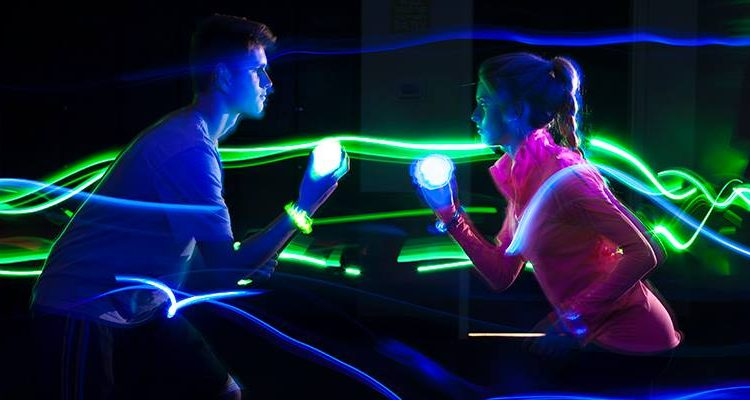 Get Your Glow on With Starlux Games #EasteronMDR