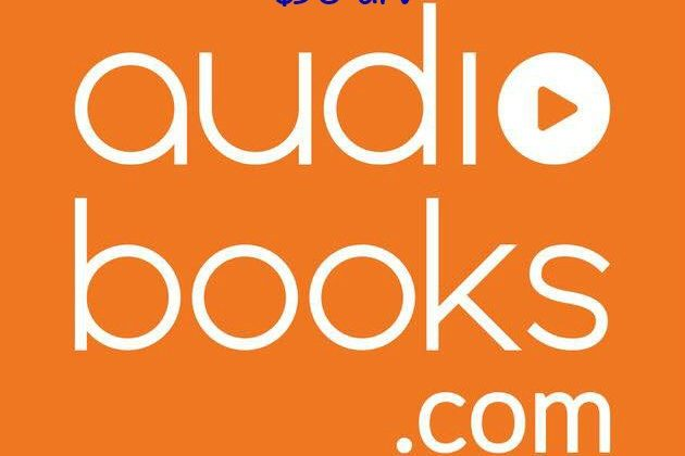 #Win a 6-Month Subscription to Audiobooks.com $90 arv WW ends 3/24