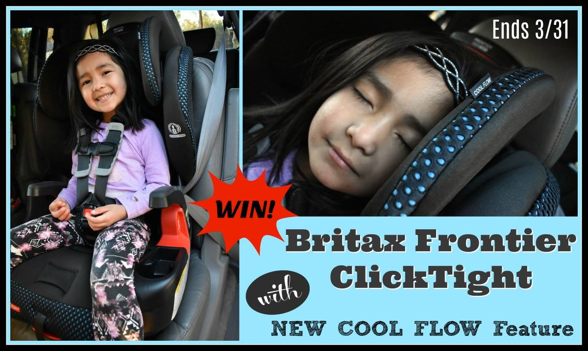 Sponsored By Britax Hosted My Four And More