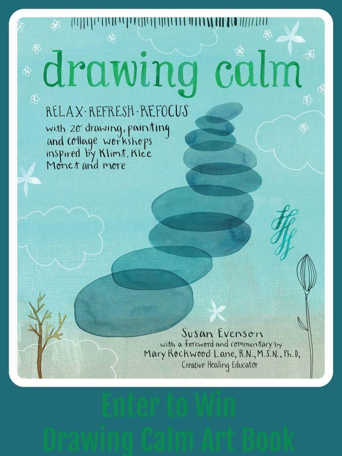 Win Drawing Calm book