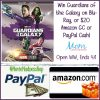 Win Guardians of the Galaxy #MovieMadnessHop