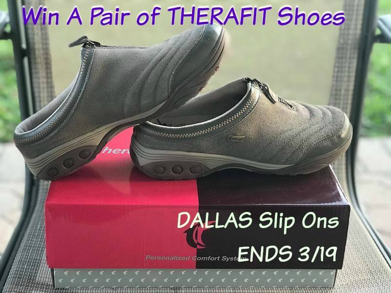 Win Therafit shoes