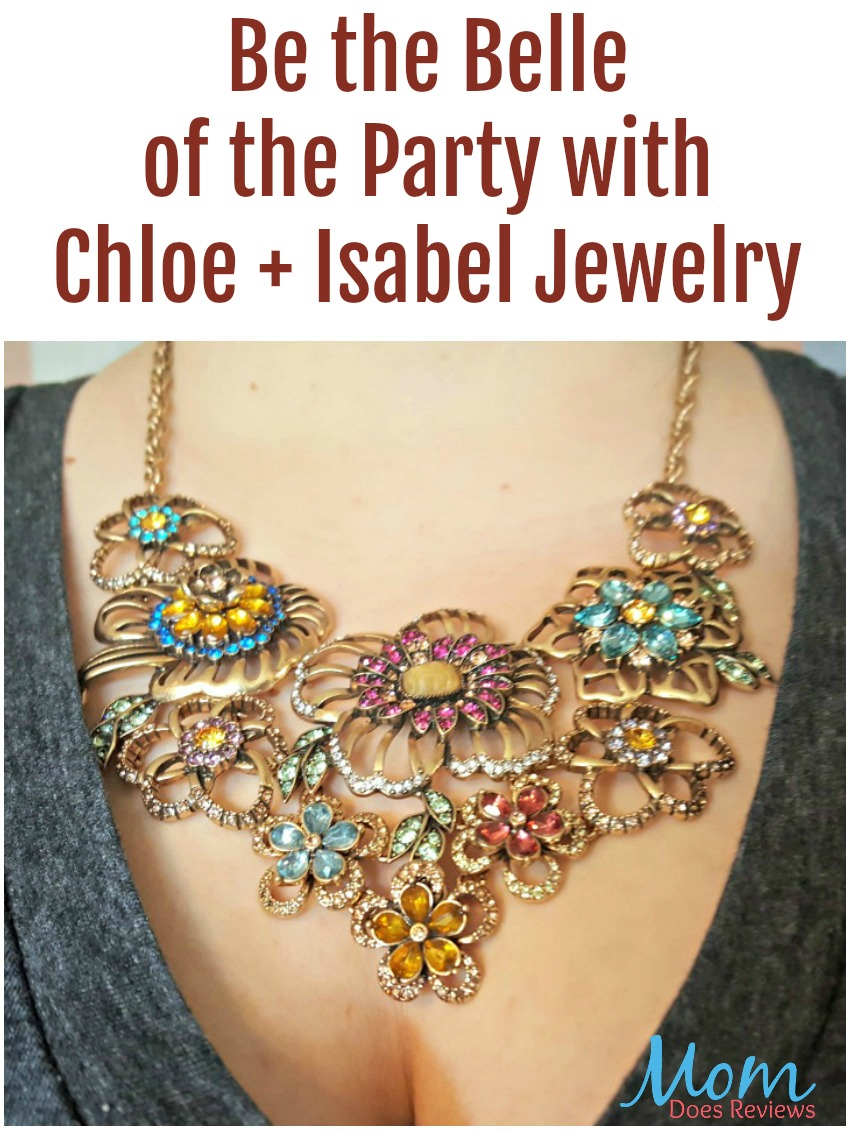 Be The Belle Of The Party With Chloe Isabel Jewelry