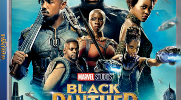 Marvel Studios' Black Panther Arrives To Homes Digitally on May 8 and Blu-ray on May 15 #BlackPanther