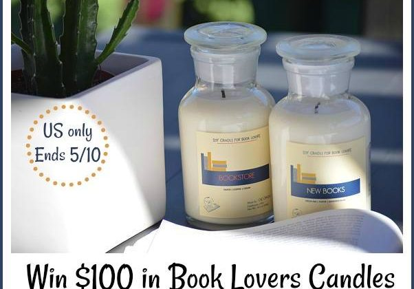 Win a $100 Chi Candle Prize Pack #GiftsforMom2018