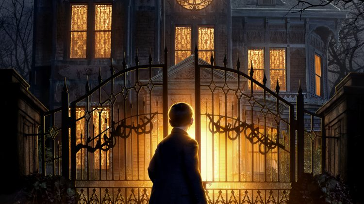 Check out the Trailer for the Magical Adventure- The House with a Clock in Its Walls #HouseWithAClock