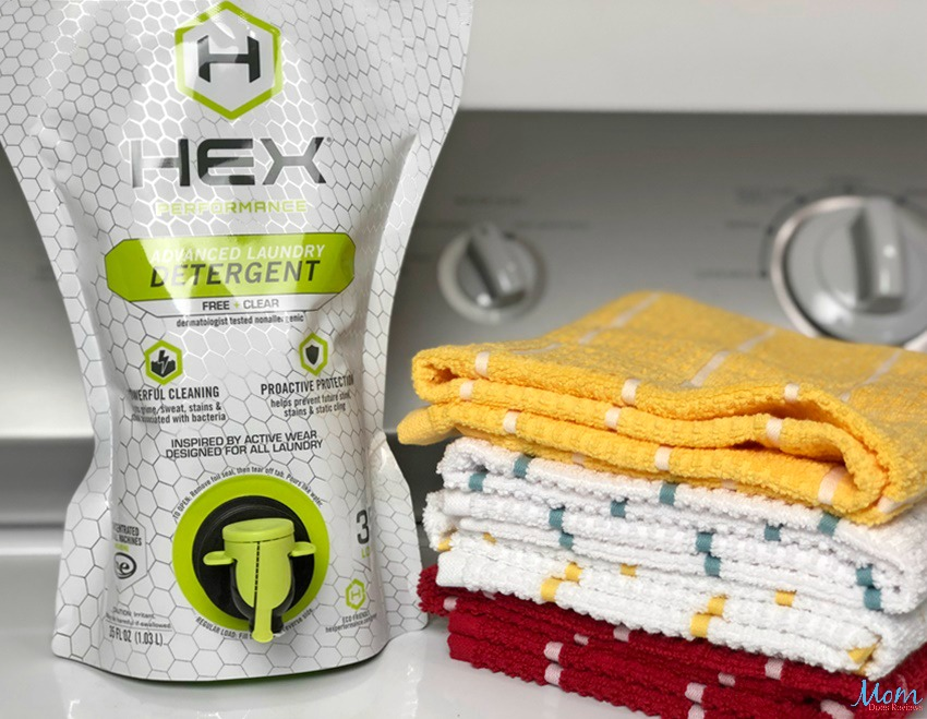 HEX Performance Advance Laundry Detergent