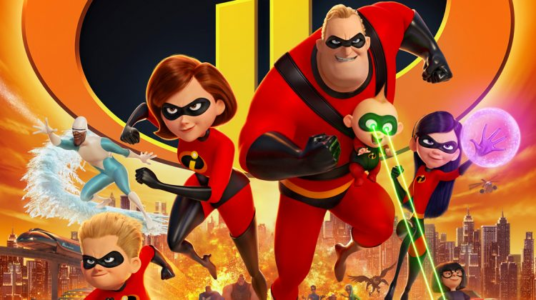 Disney•Pixar's INCREDIBLES 2 – New Trailer & Poster #Incredibles2
