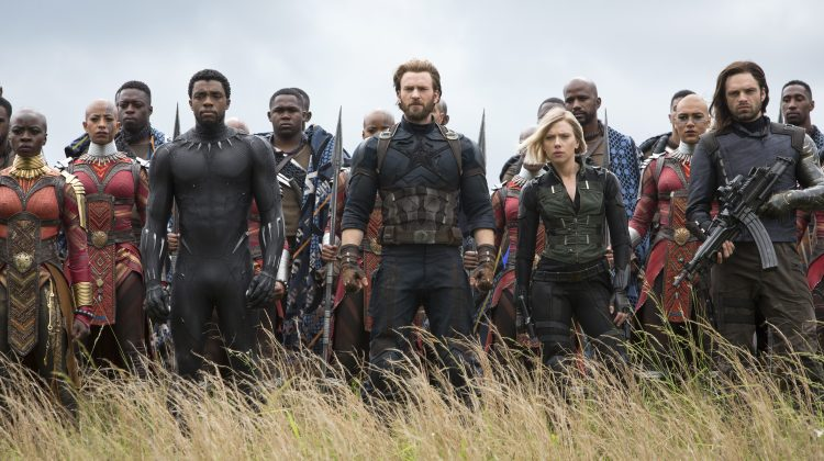 Don't miss Marvel Studios' AVENGERS: INFINITY WAR New Featurette #InfinityWar