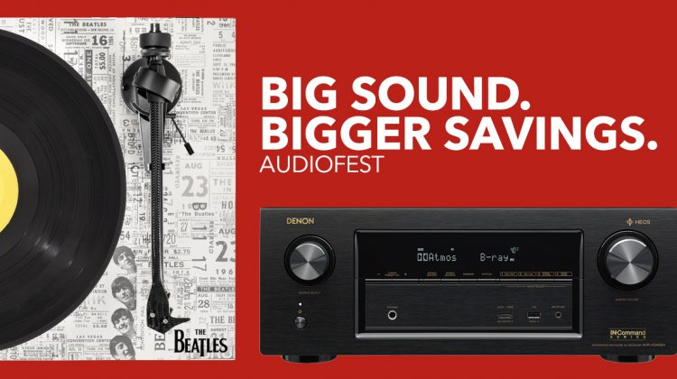 Save on Premium Audio Gear at Magnolia's March AudioFest at Best Buy