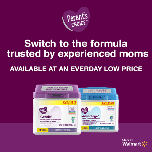 Parent's Choice™ Non-GMO Infant Formula