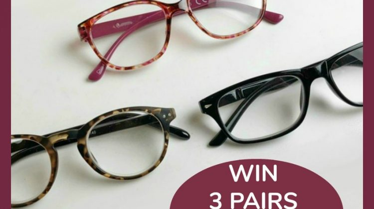 #Win 3 Pairs of Reading Glasses from Readers.com! #giftsformom18 US Ends 4/27