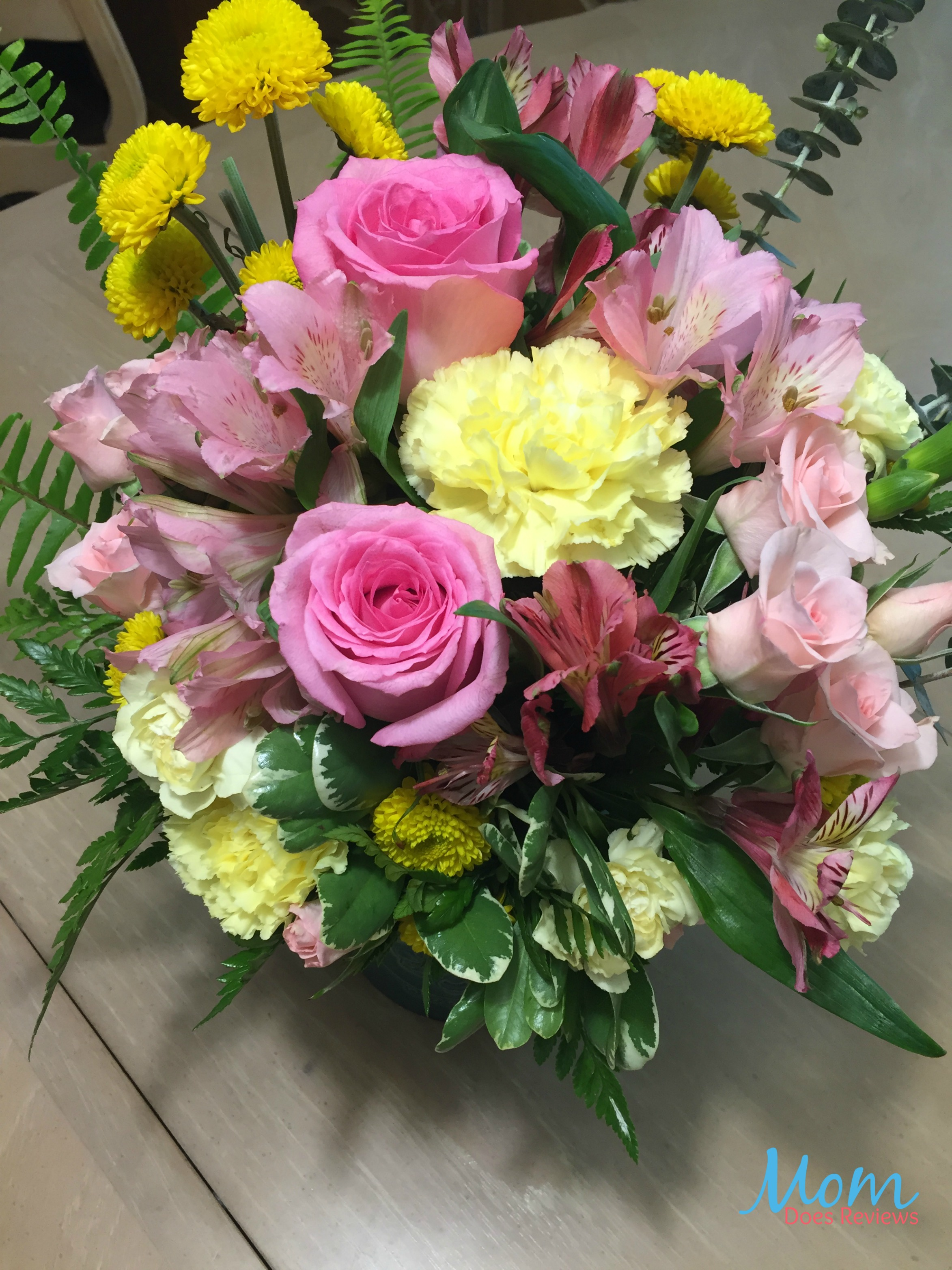 Give Your Mom a Teleflora Bouquet This Mother\'s Day #Giftsformom18 -