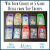 Top Trumps Giveaway