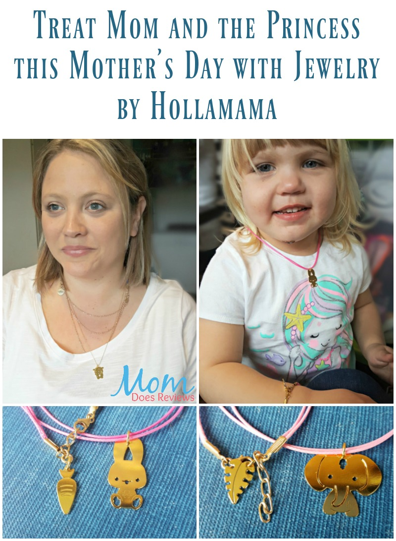 Treat Mom and the Princess this Mother's Day with Jewelry by Hollamama