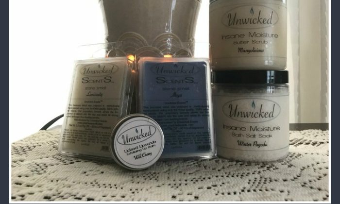Enter to #Win a $100 Unwicked Scents Prize Pack