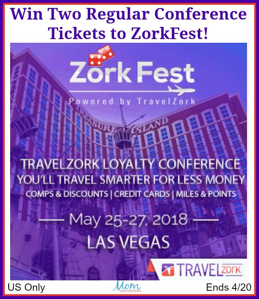 ZorkFest Giveaway button