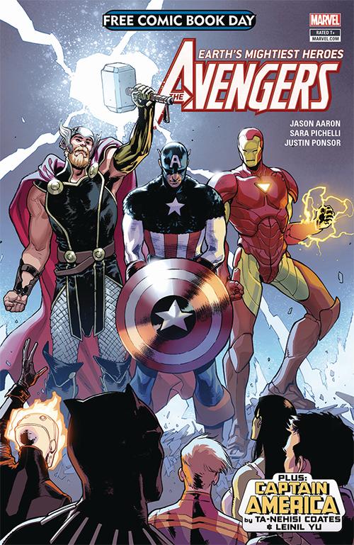Avengers COmic for FCBD