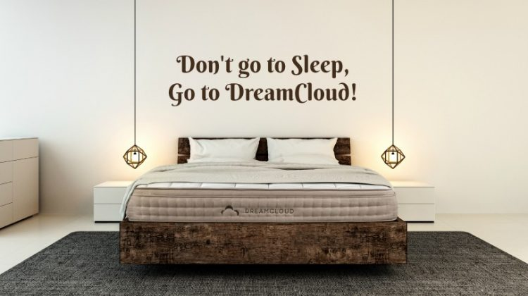 Get 8 Layers of Luxury Dreaming with a DreamCloud Memory Foam Mattress!
