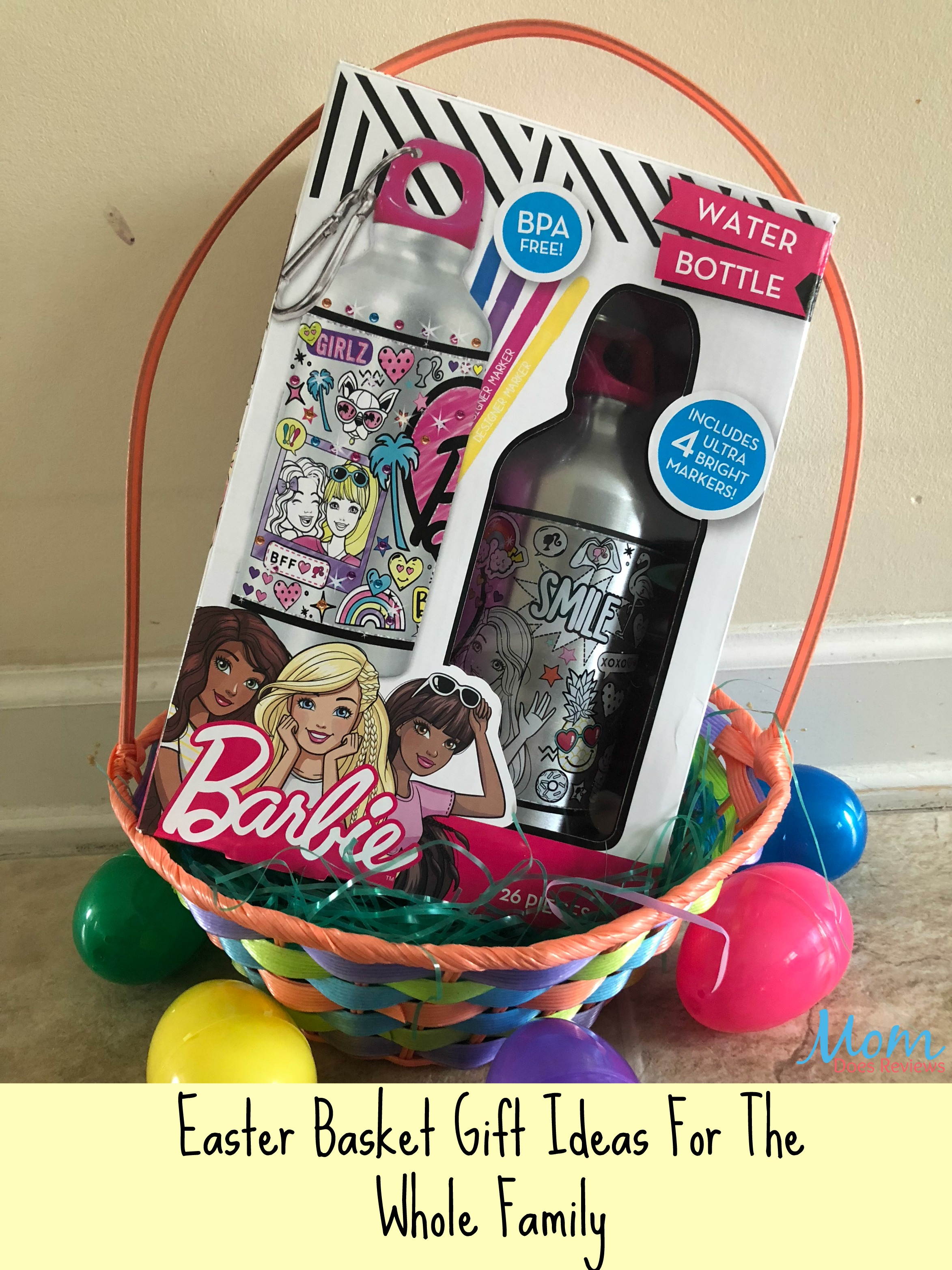 Easter basket gift ideas your kids will love easteronmdr your kids will love to see this in their easter basket my niece loved decorating this and takes pride in bringing it to school which makes her feel better negle Gallery