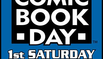 Free Comic Book Day is Saturday May 5th! #FCBD18