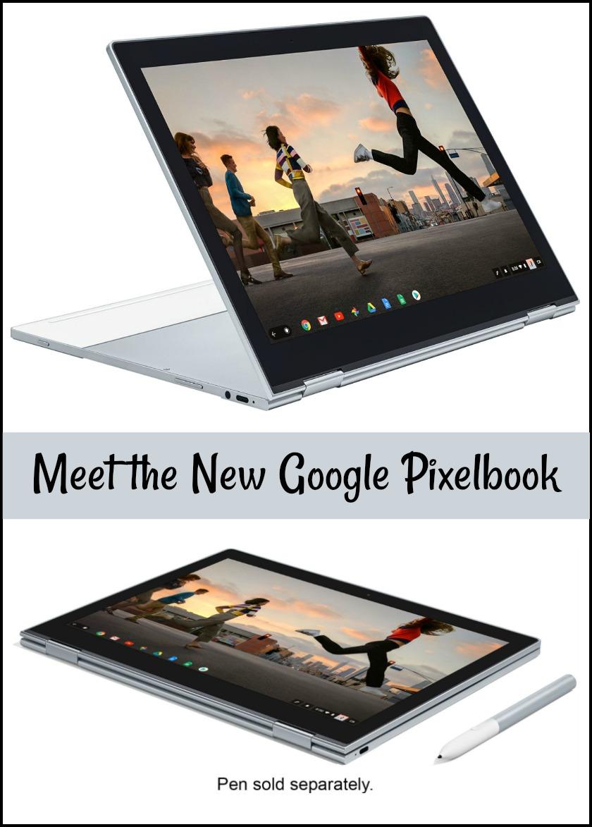 Google PixelBook #pixelbook
