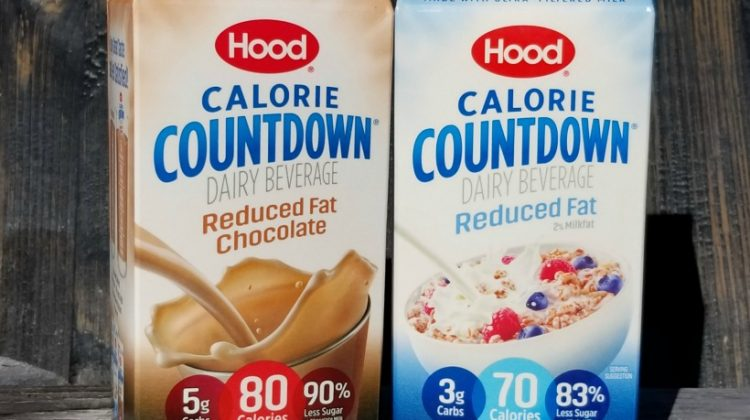 Hood Calorie Countdown- the Healthier Dairy Beverage your Family Will Love #CalorieCountdown #IC