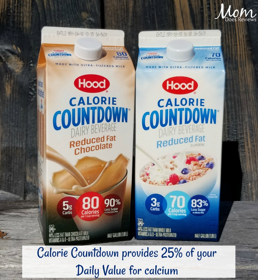 Hood Calorie Countdown provides 25% of your Daily Value for calcium